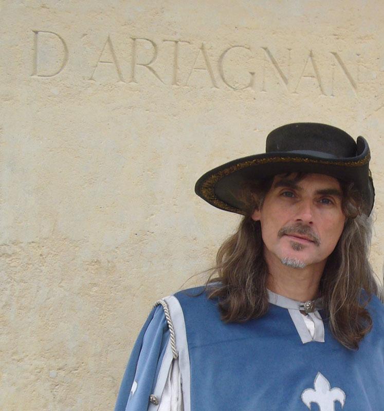 D Artagnan Musketiere